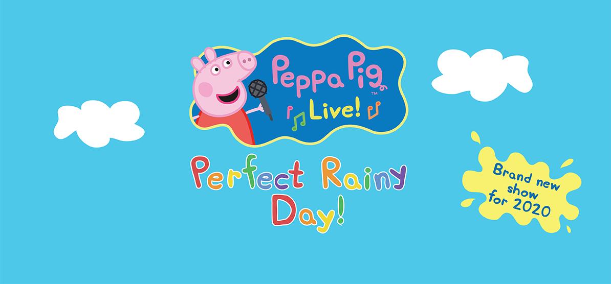 Peppa Pig Live Perfect Rainy Day Sistic