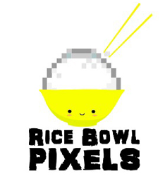 rice bowl pixels_video house